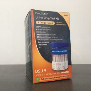 URINE DRUG TEST KIT